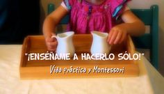 Cómo la filosofía Montessori puede ayudarnos a mejorar las Vida Práctica o Actividades de la Vida Diaria y la autonomía de nuestros usuari@s. Leer http://ocupatea.es/vida-practica-montessori/