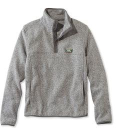 Men's L.L.Bean Sweater Fleece Pullover | Free Shipping at L.L.Bean
