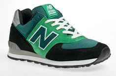 New Balance Custom US574. Show off your style and create your own. #madeinusa