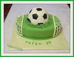 Výsledek obrázku pro dort pro fotbalistu