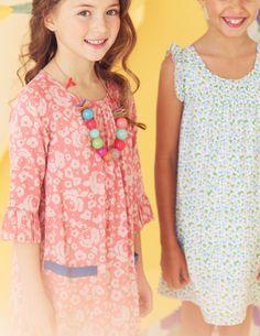 Printed Tea Dress  #OnlineShopping  #Shopping  #GirlsFashion  #GirlsClothes