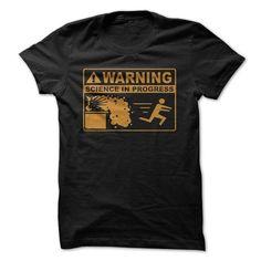 Science Progress T-Shirts & Hoodies