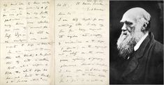 """Charles Darwin's bad day: """"But I am very poorly today & very stupid & hate everybody & everything. One lives only to make blunders.– I am going to write a little Book for Murray on orchids & today I hate them worse than everything so farewell & in a sweet frame of mind, I am."""""""