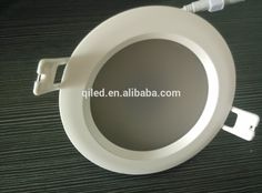 aluminum housing IP65 SMD LED downlights white/black heatsink waterproof smd led ceiling light 9Wdimmable outdoor led down light