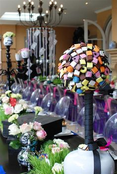 Diane check this site out. Awesome ideas for the grass with roses. Mad Hatter's tea party  By Word Of Mouth