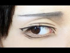 ▶ Tutorial : Anime Eye Makeup 42 • Levi - YouTube