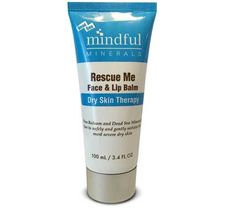 Mindful Minerals Rescue Me Face And Lip Balm
