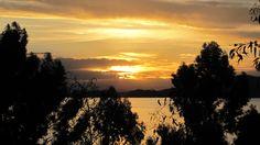 Lake Titicaca in Puno, Puno