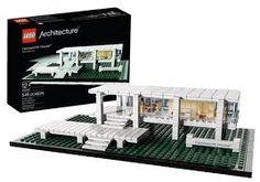 architecture lego farnsworth house
