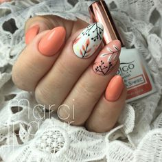 Hot Nails, Hair And Nails, Karma Nails, Indigo Nails, Nails Only, Manicure E Pedicure, Shellac Nails, Stylish Nails, Spring Nails