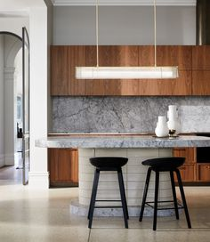 Find out all you need to know about choosing the right pendants for your kitchen design.