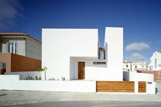 Gallery of House in Grândola / ARX Portugal - 2 - Commercial Architecture, Residential Architecture, Minimalist Architecture, Modern Architecture, Style At Home, Casa Patio, House Property, Tower House, Modern Exterior