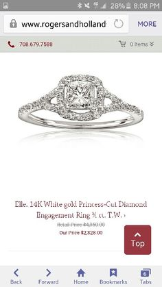 Tried this Ring on 2 yrs ago...still in love!!!