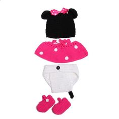 Handmade Knitting Baby Clothing Sets Boy Girl Knitted Clothes Infant Photography Props Suit Bebe Cartoon Cosplay Costumes Outfit Handmade Knitting Baby Clothing Sets Boy Girl Knitted Clothes Infant P – eosegal Always aspired to discover how to knit,. Baby Halloween Costumes Newborn, Crochet Baby Costumes, Boy Costumes, Crochet Outfits, Cosplay Costumes, Deer Costume, Handgemachtes Baby, Baby Bows, Baby Girl Newborn