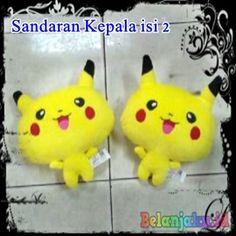 Bantal Sandaran Kepala Pokemon IDR : 85.000 SMS & TLP 082244885838 | 082231029992 PIN BB : 51D53F9A / D04C399C