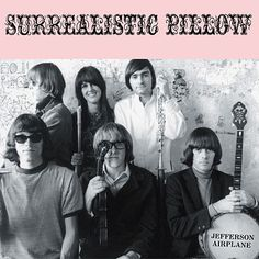 "24 July 1967 - 48 years ago today, Jefferson Airplane's second album ""Surrealistic Pillow"" is certified Gold on the strength of the Top Ten hits, ""Somebody to Love"" and ""White Rabbit""."