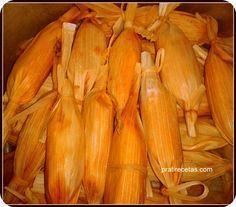 Tamales de Puerco Estilo Sinaloa