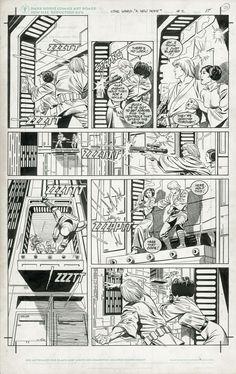 Star Wars: The Special Edition #2, Page #21-Eduardo Barreto & Al Williamson Comic Art