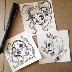 Random doodles ✏️                                                                                                                                                                                 More