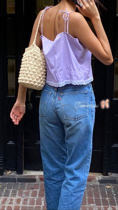 Cute Casual Outfits, Pretty Outfits, Summer Outfits, Mode Outfits, Fashion Outfits, Mode Inspiration, Aesthetic Clothes, Passion For Fashion, Street Style