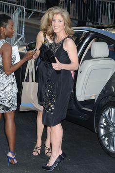 Caroline Kennedy Photos - Celebrities at the 2010 CFDA Fashion Awards in NYC - Zimbio