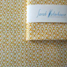 From Sarah Waterhouse/Plain Jane Textiles