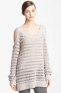 Collection Cold Shoulder Sweater   $895.00