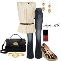 A fashion look from April 2012 featuring pink shirt, levi jeans and wedge shoes. Browse and shop related looks. Summer Outfits, Casual Outfits, Cute Outfits, Work Outfits, Look Fashion, Womens Fashion, Fade Styles, Skinny, Passion For Fashion