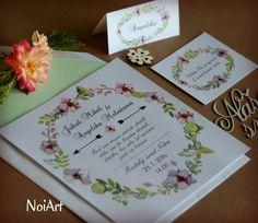 Papiernictvo - Svadobné oznámenie 4 - 7068794_