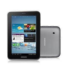 "Tablet Samsung Galaxy Tab 2 P3100 / 3G / 1.0 GHz / 16GB / 3.2MP/ Wi-Fi / GPS / Android 4.0 / 7.0"" - MultiStock"