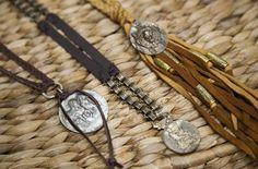 High style boheme necklaces by Cynthia Dugan
