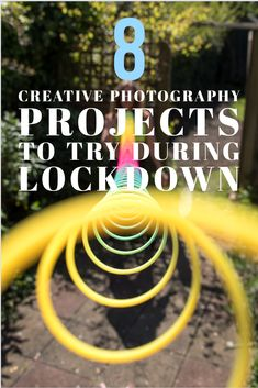 8 Creative photography projects to try during lockdown Summer Photography, Image Photography, Creative Photography, Children Photography, Portrait Photography, Photography Challenge, Photography Projects, Photo Projects, Projects To Try