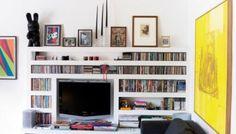 Un hogar colorido y lleno de vida