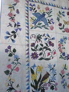 """Rosemary Makhan's """"Nature's Garden"""""""