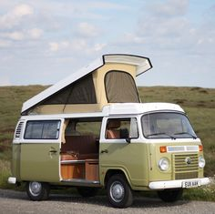 Our Vans · JollyCampervans · Go nice places do nice things