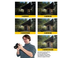 Active D-Lighting: how to make your Nikon capture more detail in shadows and highlights