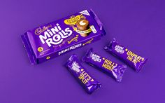 Cadbury Mini Rolls on Behance