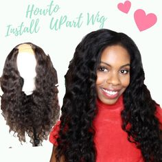 New Video!! How I Install My U-Part Wig! Hair: @feshfen Hair! Watch now! • • • #youtube #contentcreator#vlogger#beautyblogger #naturalhair#hairstyles #naturalhairstyles#youtubenoire #styleblogger #beauty#hairtips #beautytips #protectivestyles#beautyblogger #hair #beautytips#bloggersoc #blackgirlmagic #nhdaily#gcblog #weave#hair #curlygirls#naturallyshesdope#hairextensions #weave