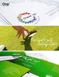 INGOLF/CHEER UP - Operador de Turismo e Viagens #onetofour #identidadevisual #identidade #logotipo #merchandise #publicidade #brochura #ingolf #cheerup #communication #graphic #design