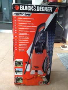 LATEST CYPRUS CLASSIFIED ADS - BLACK & DECKER WATER PRESSURE MACHINE