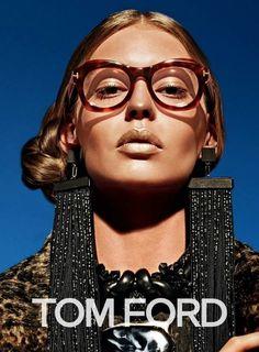 Tom Ford | Campanha Outono-Inverno 2015 - Mad Moda