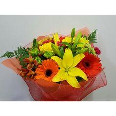 Kamo Florist - Citrus Vox - Florist Choice