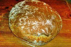 Vynikající doma pečený chléb mojí babičky, která žila na venkově a zůstal mi od dětství v paměti. Recept věnuji památce mojí babičky k jejím nedožitým 112. narozeninám. Bread Recipes, New Recipes, Healthy Recipes, Home Baking, Russian Recipes, Graham Crackers, Baked Goods, Bakery, Cheesecake