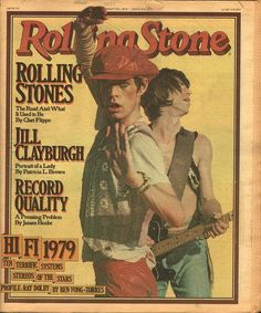 item details: Entire Issuekeywords: Rolling Stones cover