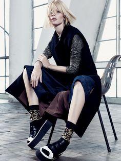 A stylist da Vogue Brasil Karine Vilas Boas ensina os truques para adotar a tendência