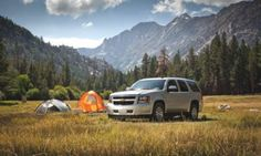 Chevrolet News - United States - Photos 2013 Tahoe