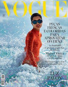 Vogue Portugal August 2017