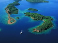 Sailfleet Sailboat Yacht Charter in Fethiye, Gocek and Marmaris Turkey Great Places, Places To See, Beautiful Places, Amazing Places, Istanbul Tours, Yacht Cruises, Marmaris, Island Tour, Turkey Travel