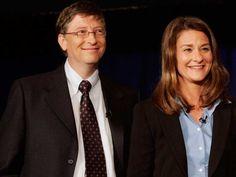 Bill and Melissa Gates