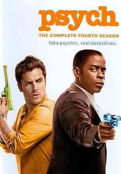 "The fourth season of PSYCH continues to follow the investigative efforts of fake psychic Shawn Spencer (James Roday) and his childhood pal and sidekick Burton ""Gus"" Guster (Dule Hill) at their own hig"